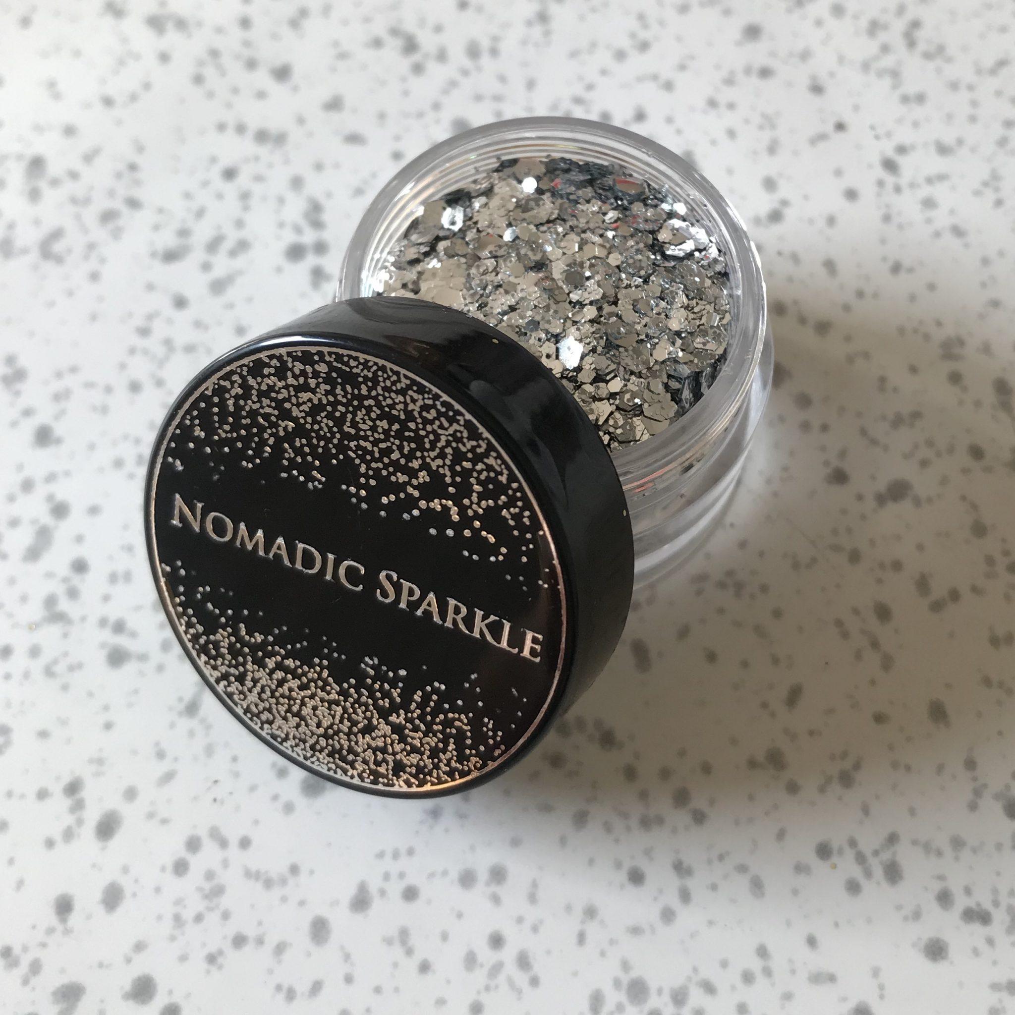 Bio Glitter – Sparkling Silver