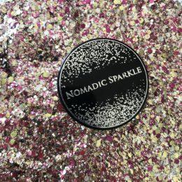 Bio Disco Glitter – Gold, Silver & Pink