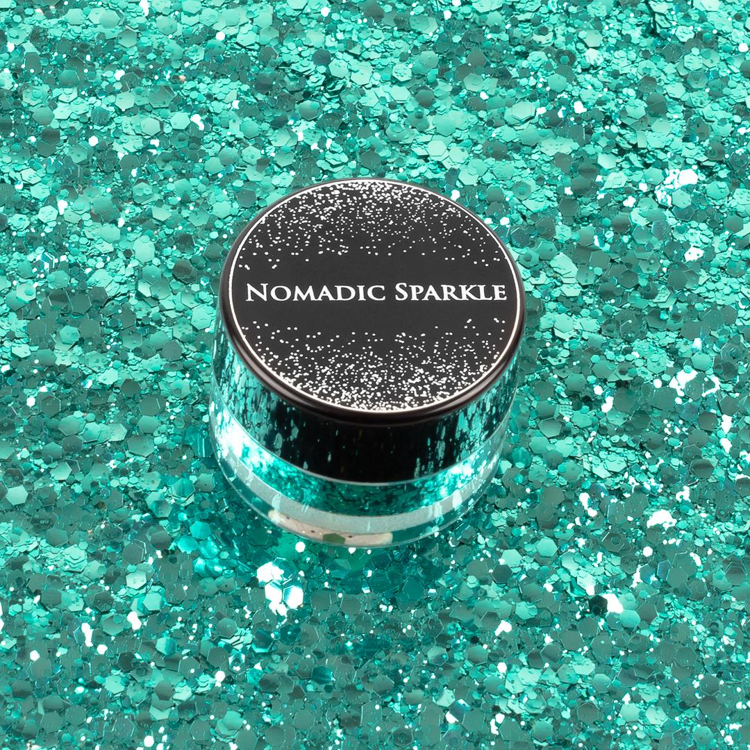 Bio Glitter – Turquoise